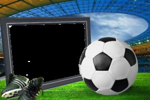 Мужская рамка – Футбол