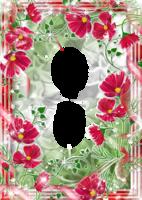 Рамка луговые цветы нажмите для