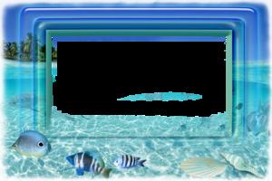 Рамка - Морское изобилие