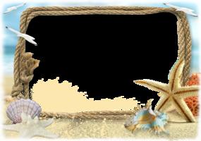 Рамка - Песочное побережье
