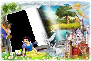 Фото рамка - Сказочная история